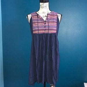 Umgee Aztec print dress